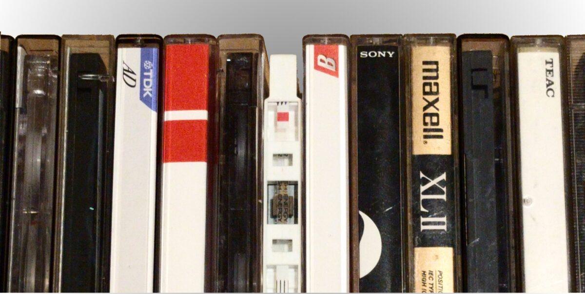 Tape Tuesday: Joy @ The Metro Jan 1997