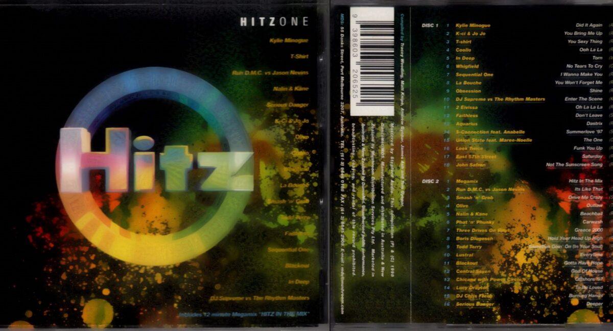 Remembering Hitz One CD (1998)